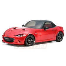 Tamiya 1:10 Mazda MX-5 Lightweight Clear Body Parts Set M-Chassis RC Cars #47323