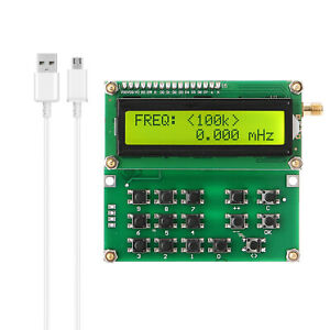 ADF4351 Signalquelle VFO Oszillatorsignalgenerator 35MHz ~4000 MHz LCD N1L7