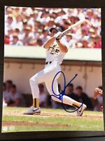 100% Authentic 8X10 Mark McGwire Hand Signed Autographed MLB All Star Photos