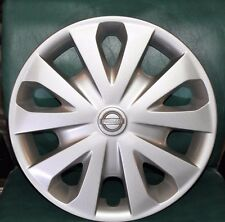 "SET OF 4 NISSAN VERSA HUBCAPS 53087 HUBCAP 15"" WHEELCOVER 10 SPOK 2012 ~ 16 A143"