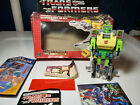 Transformers Springer G1 Triple Changer Vintage Complete Box - Asgard\'s Vault