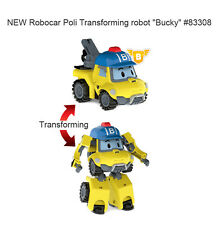 Robocar Poli Transforming robot Bucky #.83308 ACADEMY HOBBY