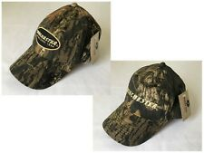 2x  WINCHESTER MOSSY OAK CAMO HAT SHOOTING HUNTING CAMOUFLAGE CAP OUTDOOR