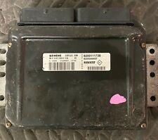 Calculateur décodé Twingo 1.2i SIRIUS 32N 8200059086 8200044437 S110138000B