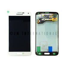 Samsung Galaxy S5 G900A G900T G900V LCD Digitizer Touch Screen Assembly White