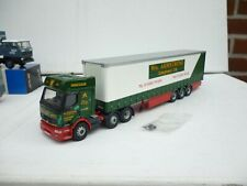 1:50 CORGI  RENAULT TRUCK WM Armstrong Longtown Cumbria Ohne box Very good Model