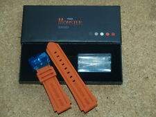 SEIKO ORANGE 22mm STRAP FOR MINI MONSTER LIMITED EDITION BOXED