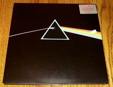 PINK FLOYD DARK SIDE OF THE MOON IMPORT LP COMPLETE WITH POSTERS AND STICKERS