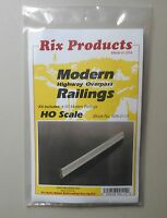 MODERN HIGHWAY OVERPASS RAILINGS KIT HO 1:87 SCALE LAYOUT DIORAMA RIX 114