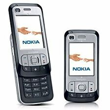 Genuine Nokia 6110 Navigator Mobile Black Colour With Warranty