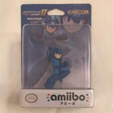 amiibo Megaman 11 Rockman (Megaman Series) Nintendo Switch 3DS WiiU from Japan