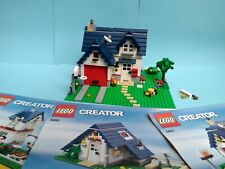 Lego Creator Apple Tree House 5891