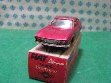 Vintage - Fiat Dino Coupe Bertone P - 1/43 Mercury Art. 63 New/MIB