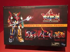 Toynami Voltron DOTU Lion Force Collectors Set Incomplete