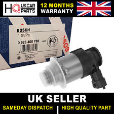 BOSCH FUEL PUMP SUCTION CONTROL VALVE For RENAULT CITROEN DACIA FORD 0928400788