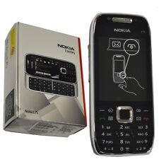 BNIB Nokia E75-1 Silver/Black 50MB QWERTY UK Factory Unlocked 3G 2G GSM OEM