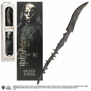 -=] NOBLE - Harry Potter Death Eater bacchetta magica [=-