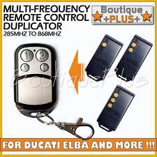 Remote Control Duplicator for DUCATI ALLDUCKS ELBA