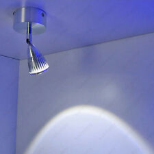 3W LED Wall Picture Spot Light Ceiling Lamp Rotatable Bedroom Living Room Office