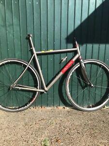 Sabbath Sunday titanium Frame Medium  road race bike