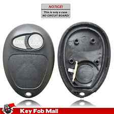 New Key Fob Remote Shell Case For a 2004 Oldsmobile Silhouette w/ 2 Buttons