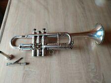 Trompette Ancienne Henri Selmer Pour Pièce ou à réparer.