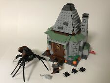 LEGO Hagrid's Hut 4738 Harry Potter - Incomplete