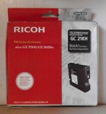 Ricoh Druckpatrone GC 21KH black für Aficio GX 7000 5050N HC 405536 OVP B