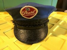 Pearl Beer Delivery Man's Cap
