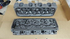 ORIGINAL 1972 FORD MUSTANG 351C 4V HO R CODE BARE CYLINDER HEADS D2ZZ 6049 A