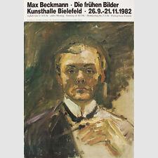 Beckmann, Max: Die frühen Bilder. Kunsthalle Bielefeld 1982