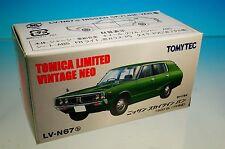 TOMYTEC TOMICA LIMITED VINTAGE NEO LV-N67b NISSAN SKYLINE VAN 1/64 New!!