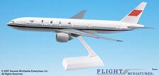 Flight Miniatures CAAC Civil Aviation Administration China Boeing 777 1:200 Sc