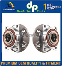 VOLVO S80 V70 S60 XC70 FRONT LEFT RIGHT WHEEL HUB HUBS BEARING BEARINGS SET PAIR