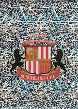 N°393 BADGE ECUSSON SUNDERLAND.FC STICKER MERLIN PREMIER LEAGUE 2006