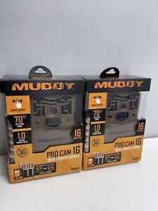 2x MUDDY PRO CAM 16 MUD-MTC200 (UD4015354)