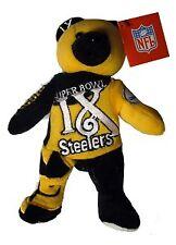 Pittsburgh Steelers Super Bowl IX Champions Bear
