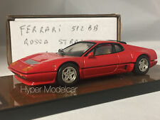 AMR 1/43 FERRARI 512 BB BERLINETTA 1977  RED