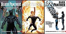 MARVEL Black Panther A Nation Under Our Feet Series Collection Books 1-3  New!