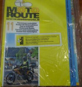 Neu Moto Route    Routen für Motorradfahrer Nordosten Italiens/Slowenien OVP