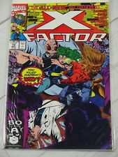 X-Factor (1st Series) #72 1991 Bagged and Boarded - C3018