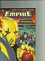 EMPIRE Golgoth Rules the World Trade paperback Graphic Novel Mature DC Comics
