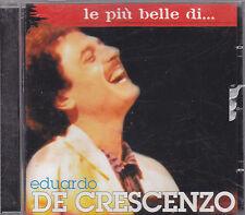 EDUARDO DE CRESCENZO - le più belle di.... CD