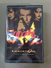 "Sideshow Collectibles 1/6 Scale 12"" Golden Eye 007 Pierce Brosnan James Bond"