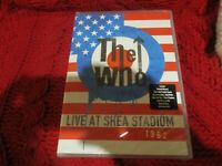 "DVD NEUF ""THE WHO : LIVE AT SHEA STADIUM 1982"""