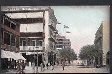 Egypt Postcard - Port Said - Boulevard Du Port  U990