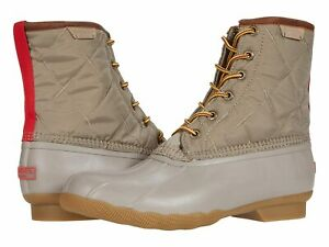 Adult Unisex Boots Sperry Saltwater Duck Nylon Boot