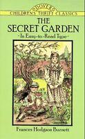 The Secret Garden (Dover Childrens Thrift Classics) by Frances Hodgson Burnett