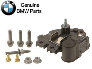 For BMW E60 E63 E65 E66 E82 E90 745Li 128i Voltage Regulator Genuine 12317547082