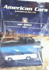 GMC SPRINT 1971  AMERICAN CARS 38 1:43 DEAGOSTINI